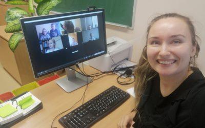 Virtualūs susitikimai