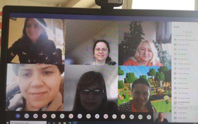 Virtualus susitikimas